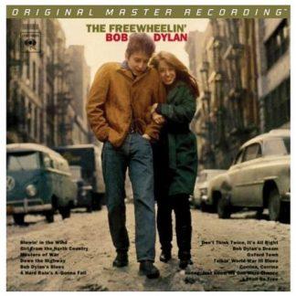 The Freewheelin' Bob Dylan.