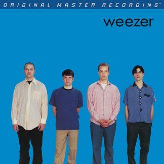 Weezer med Weezer från Mobile Fidelity