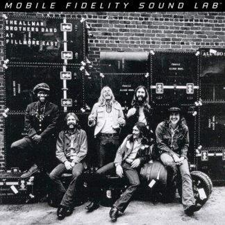 Live at Fillmore East - The Allman Brothers Band