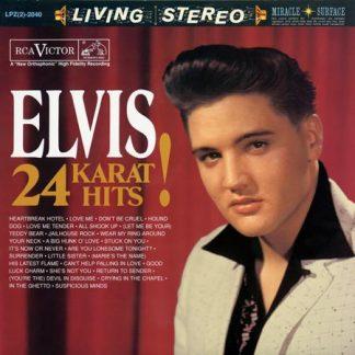 24 Karat Hits! - Elvis Presley