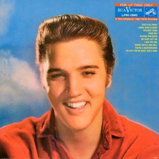For LP Fans Only - Elvis Presley