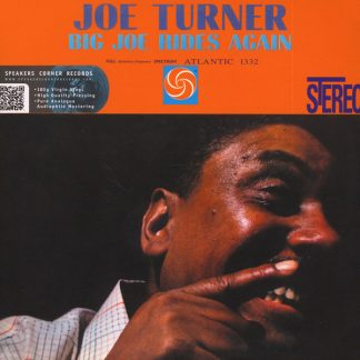Big Joe Rides Again - Big Joe Turner