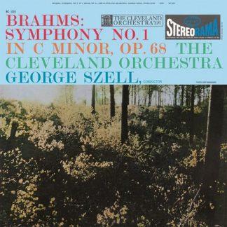 Brahms Symphony No. 1 - Szell - Cleveland Orchestra