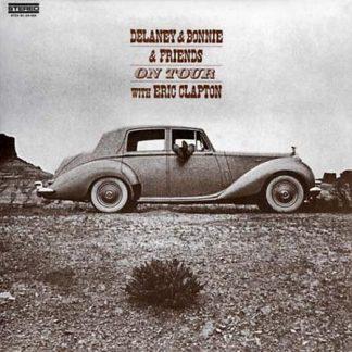 On Tour with Eric Clapton - Delaney & Bonnie & Friends