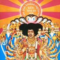Axis: Bold As Love - The Jimi Hendrix Experience