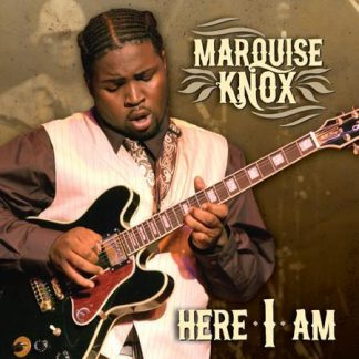 Here I Am - Marquise Knox