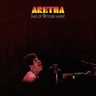 Aretha Franklin – Live At Fillmore West