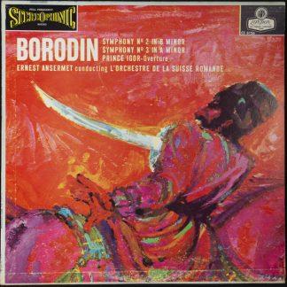 Borodin Symphonies Nos. 2 & 3